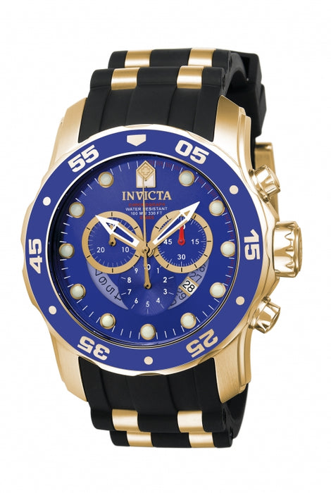 Invicta Men's 6983 Pro Diver Quartz Multifunction Blue Dial Watch