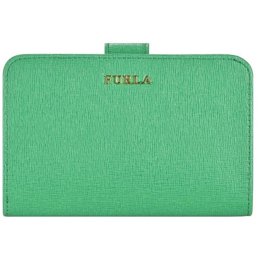 Furla Piper Xlarge Zip Around Wallet (Emerald)