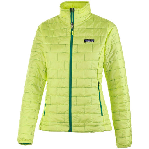 Patagonia Women's Nano Puff Insulated Jacket - Mayan Yellow