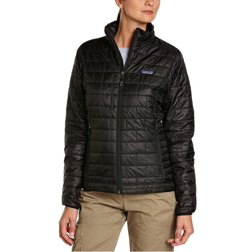 Patagonia Nano Puff Jacket - Women's Black Large