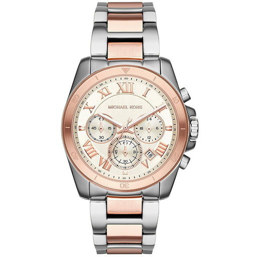 Michael Kors Women's Chronograph Two-Tone Stainless Steel Watch MK6368