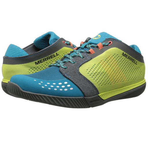 Merrell Men's Roust Fury Commuter Biking Shoe - Algiers Blue - J21965