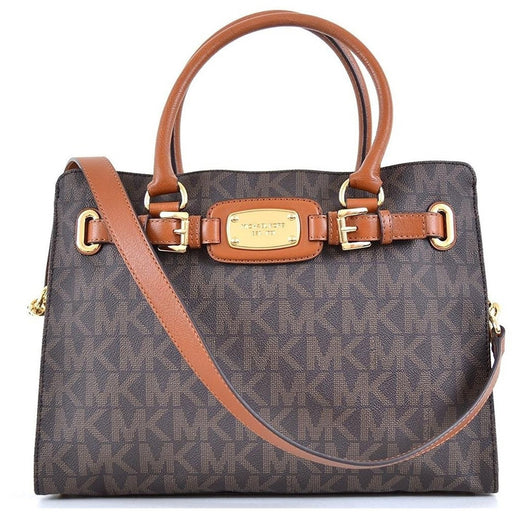 Michael Kors Hamilton Large Tote Shoulder Bag