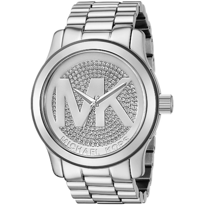 Michael Kors Women's Runway Stainless Steel Bracelet Watch MK5544