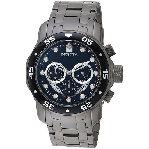Invicta Men's TI-22 Quartz Titanium Casual Watch, Color Grey 23332