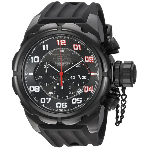 Invicta Russian Diver Chronograph Black Dial Men's Watch 22419