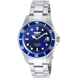 Invicta Men's 9204OB Pro Diver Quartz 3 Hand Blue Dial Watch