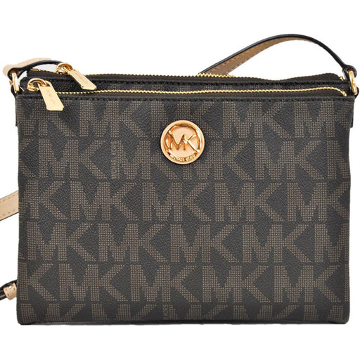 Michael Kors Signature Fulton EW Crossbody Bag