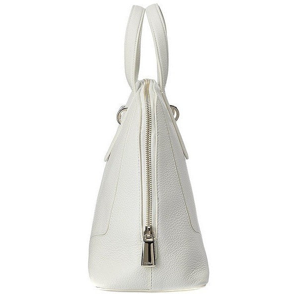 Furla Perla Women's Satchel (White)