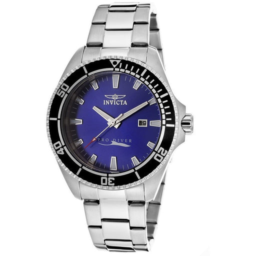 Invicta Men's 15184 Pro Diver Silver-Tone Stainless Steel Watch