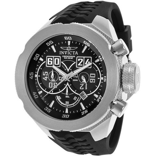 Invicta Men's I-Force Analog Display Japanese Quartz Black Watch 16926