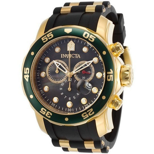Invicta Men's 17883 Pro Diver Analog Display Swiss Quartz Black Watch