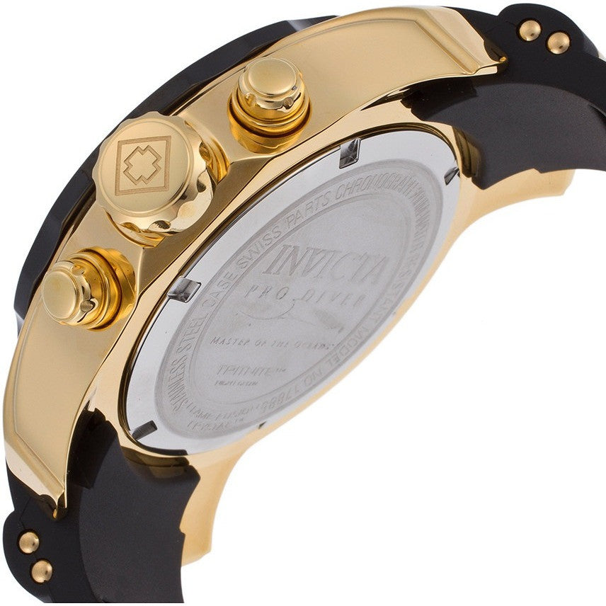 Invicta Men's 17885 Pro Diver Ion-Plated Stainless Steel Watch