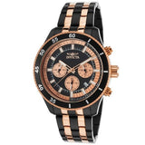 Invicta Men's 18057 Specialty Analog Display Japanese Quartz Two Tone Watch - lalamall