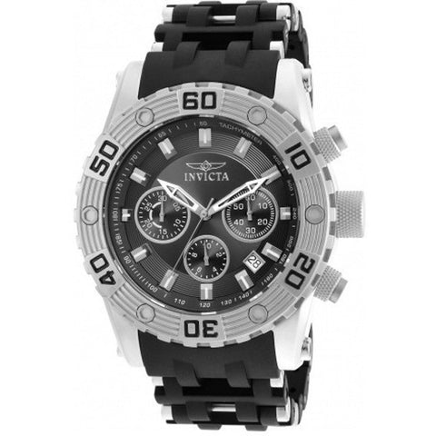 Invicta Men's 15776 Bolt Analog Display Swiss Quartz Black Watch