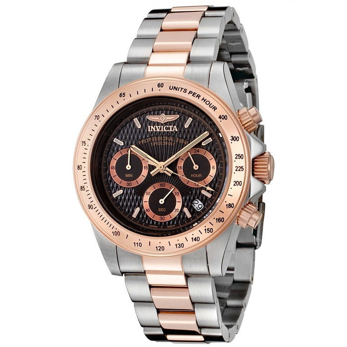 Invicta Men's Speedway Quartz Chronograph Grey Dial Watch 6932