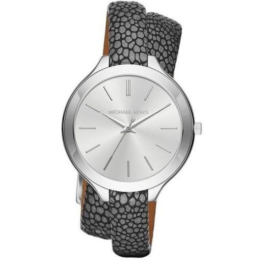 Michael Kors Women's Slim Runway Grey Watch MK2475