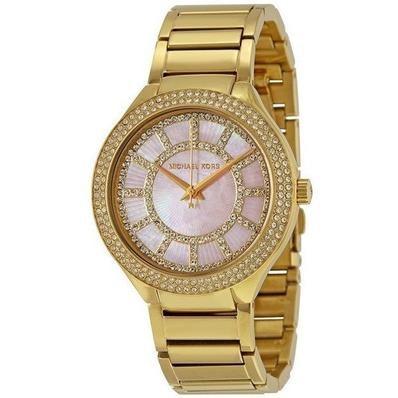 Michael Kors Women's Kerry Watch - Gold tone MK3396