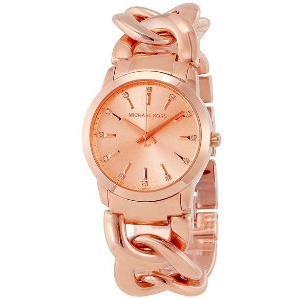 Michael Kors MK3609 Women's Elena Rose Gold Watch