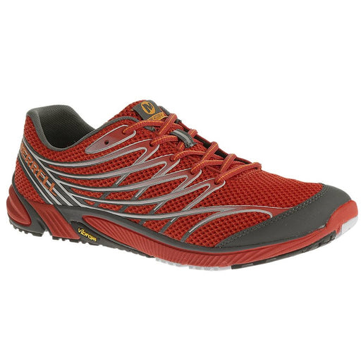 Merrell Men's Bare Access 4 Running Shoes Molten Lava - J03927