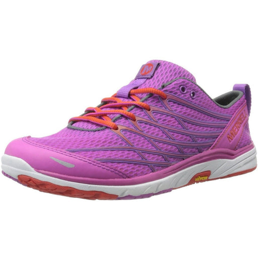 Merrell Women's Bare Access Arc 3 Barefoot Running Shoes, Purple/Grenadine / J06298