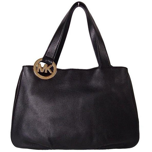 Michael Kors Soft Black Tote Bag