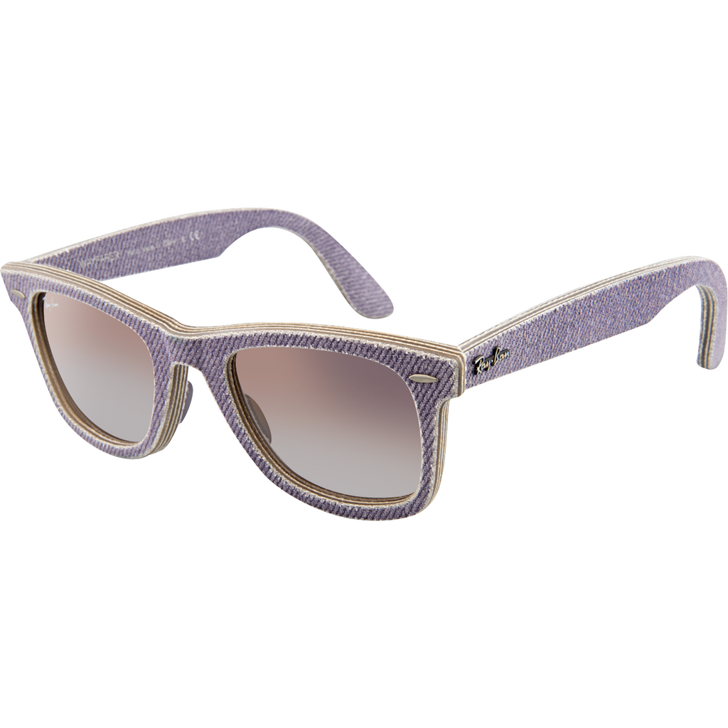 Ray-Ban RB2140/1167S5 Original Wayfarer Denim Violet Gradient Sunglasses