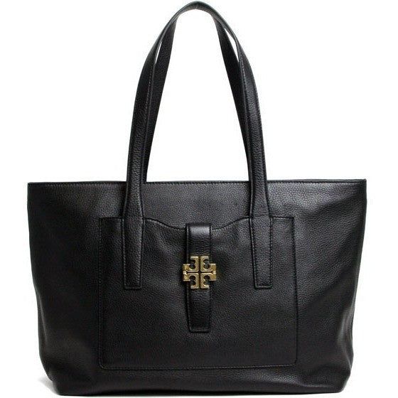2ebee8760a19 Tory Burch Meyer Pebbled Leather Tote Style No. 18169689 (Hudson Bay ...