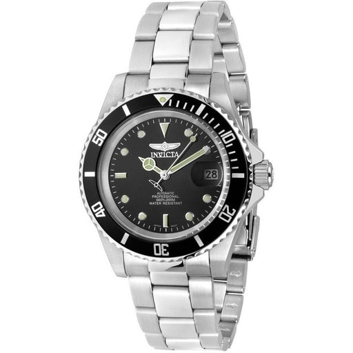 Invicta Men's Pro Diver Analog Automatic Stainless Steel Watch 8926OB