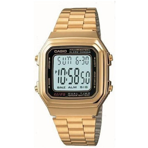Casio Men's Digital Vintage