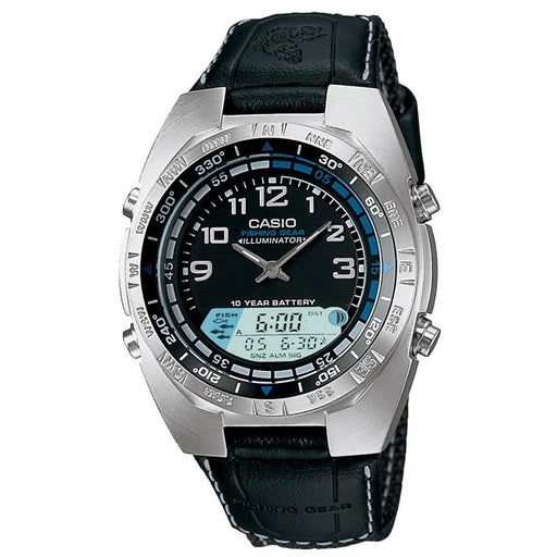 Casio Men's Forester Fishing timer