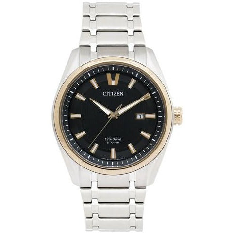 Citizen Men's Eco-drive Titanium