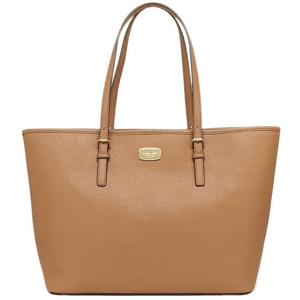 Michael Kors Jet Set Travel Acorn Large Carryall Tote (35T6GTVT3L)