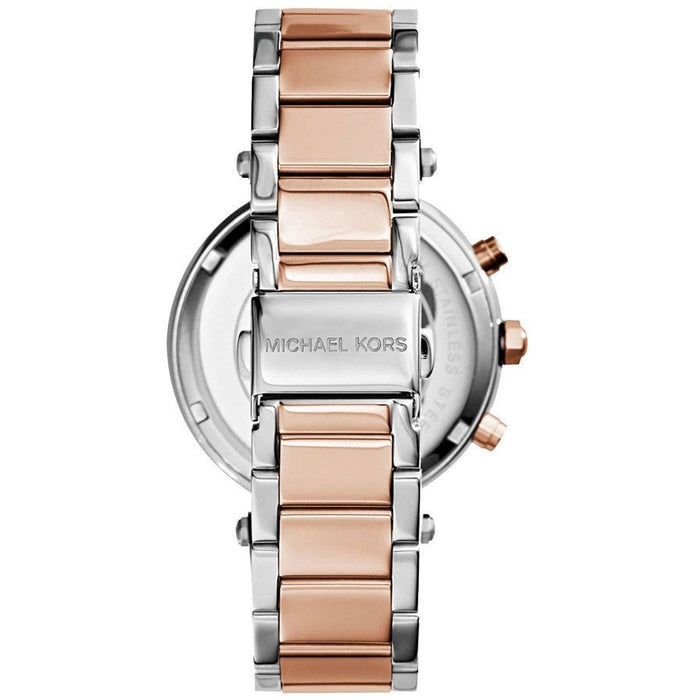 Michael Kors Women's Parker Two-Tone Watch MK6141