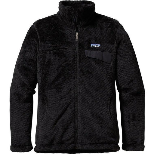 PATAGONIA WOMEN'S FULL ZIP RE-TOOL JACKET / BLACK