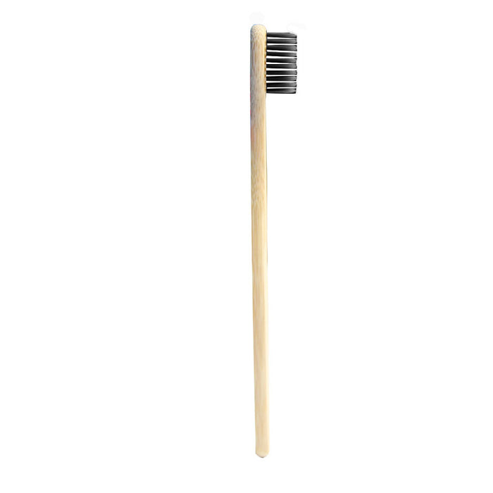 4PCS Durable Personal Health Environmental Toothbrush Bamboo Oral Care Teeth Eco Soft Brushes