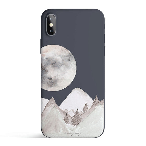 Twilight - Colored Candy Matte TPU iPhone Case Cover