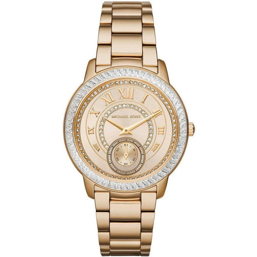 Michael Kors Women's Madelyn Gold-Tone Watch MK6287