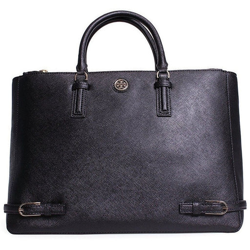 Tory Burch ROBINSON MULTI TOTE BAG Black 31159720