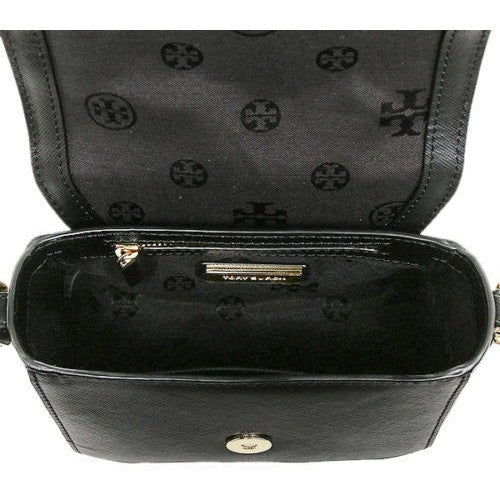 Tory Burch Robinson Mini Crossbody Bag in Black 31149806