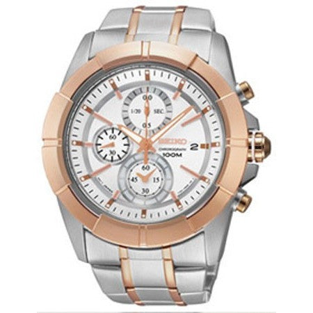 Seiko Men's Lord Chronograph
