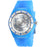 TR Men's TM-115140 Cruise JellyFish Quartz Silver Dial Watch