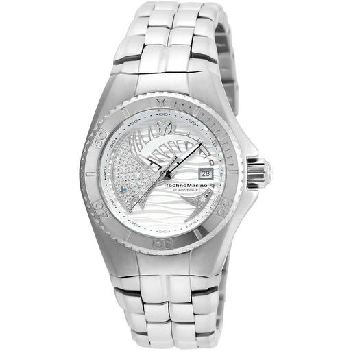 Technomarine Women's Cruise Dream Quartz White Dial Watch TM-115202