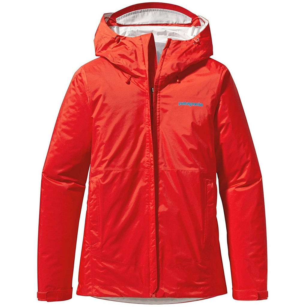 Patagonia Women's Torrentshell Jacket, Red, X-large