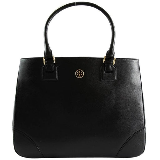Tory Burch Robinson East/West Handbag Black Tote Bag 38159908