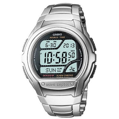 Casio Waveceptor Atomic Sport