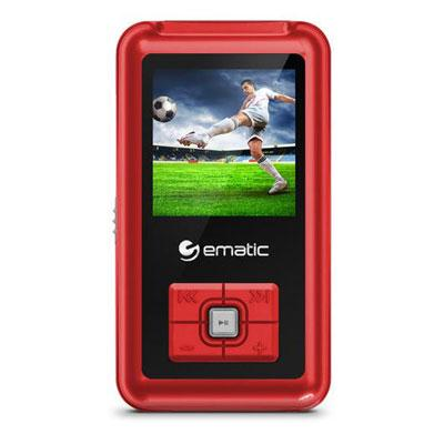 "1.5"" Mp3 Video Player Red"