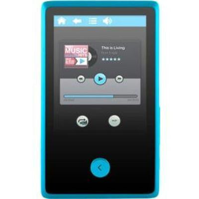 "2.4"" Mp3 Video Player Blue"