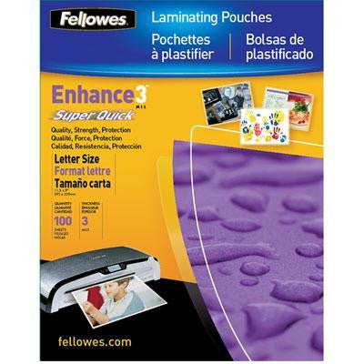 3mil Laminating Pouch 100pk