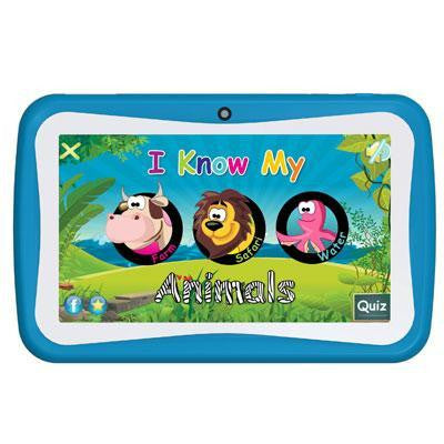 "7"" Kids Tablet Blue"